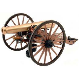 Guns Of History Napoleon Cannon 12lb 1:16 Scale Signature Series Model Kit