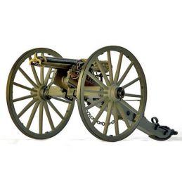Gatling Gun Historic 1:16 Scale Model Cannon Kit - Guns of History Range