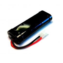 7.2V NiMh 5000mAh Battery With Tamiya Connectors