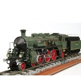 Occre Bavarian BR-18 Locomotive BR18 1:32 Scale Model Train Kit