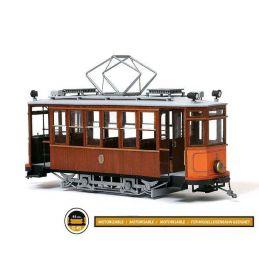 Occre Tranvia de Soller 1:24 Scale Model Kit - Mallorcas First Electric Tram