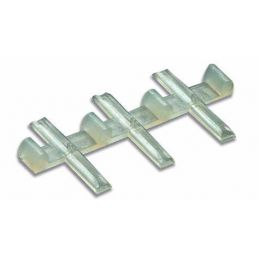 OO/HO Gauge Peco Rail Joiners insulated for code 100 rail