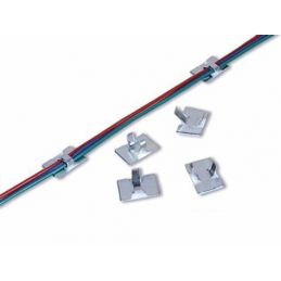 Peco Cable Clips - self adhesive