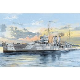 Trumpeter HMS York 1:350 Scale Plastic Kit