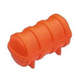 2 x Orange Robbe Life Raft's For Model Boats