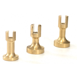 Brass Pedestals for Display Boards