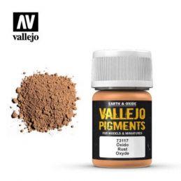 Vallejo Pigments - Rust