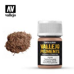 Vallejo Pigments - European Earth