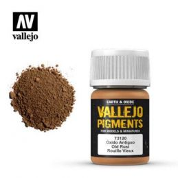 Vallejo Pigments - Old Rust