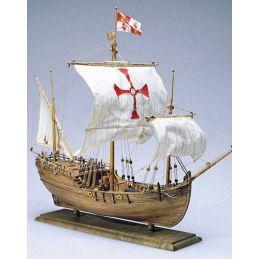 Amati Pinta Caravel Of Columbus 1:65 Scale Model Ship Kit