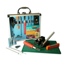 50 Piece Precision Knife And Hobby Tool Set