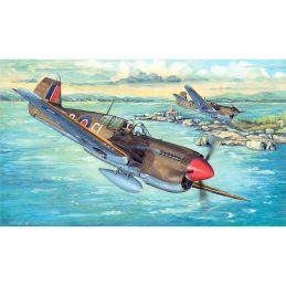 Trumpeter 1/32 Scale P-40M Kittyhawk Plastic Model Kit