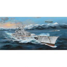 Trumpeter 1/200 Scale German Battleship Scharnhorst