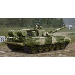 Trumpeter 1/35 Russian T-80UD MBT Early Plastic Model Kit