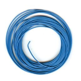 Peco Electrical Wire Blue 3 amp 16 strand