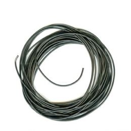 Peco Electrical Wire Black 3 amp 16 strand