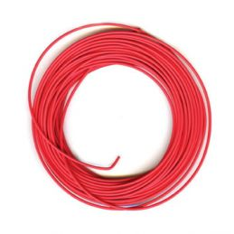 Peco Electrical Wire Red 3 amp 16 strand