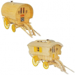 Matchstick Caravans Model Deal