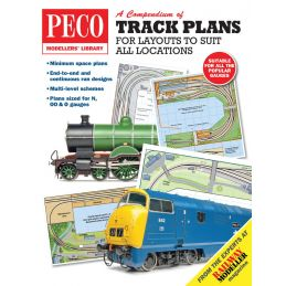 Peco Track Plans for Layouts to Suit all Locations