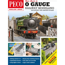 Peco Your Guide to O Gauge Modelling