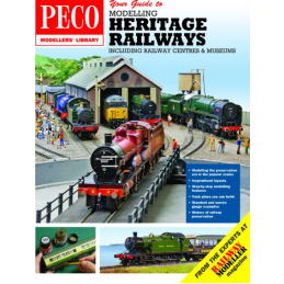 Peco Your Guide to Modelling Heritage Railways