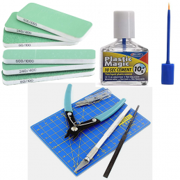 Plastic Model Tool Set Deal