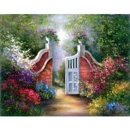 Paint Your Own Masterpiece Garden Gate