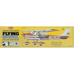 1:16 Scale Cessna 150 (Laser Cut)