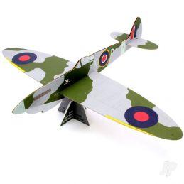 Spitfire Mk IXe Balsa Aircraft Kit
