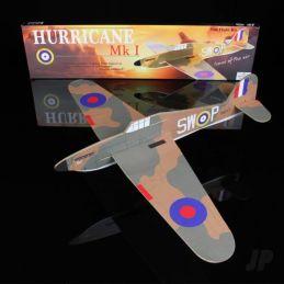 Hurricane Mk1 Balsa Aircraft Kit