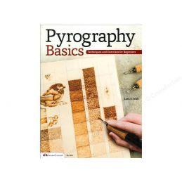 Pyrography Basics Book by Laura S Irish