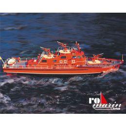 Krick Dusseldorf Fire Fighting Boat Kit