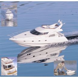 Krick Najade Motor Yacht 1:15 Scale Model Kit