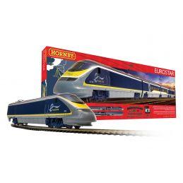 Eurostar Analogue Train Set