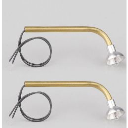 2 x Working Deck Lamps