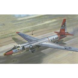 AFV Club 1/48 Lockheed U-2A Dragon Lady Plastic Model Kit