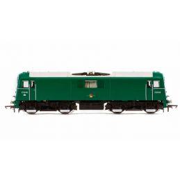BR, Class 71, Bo-Bo, E5018 - Era 6
