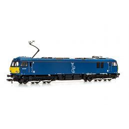 Caledonian Sleeper, Class 92, Co-Co, 92023 - Era 10