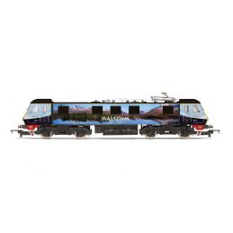 Malcolm Rail, Class 90, Bo-Bo, 90024 - Era 11