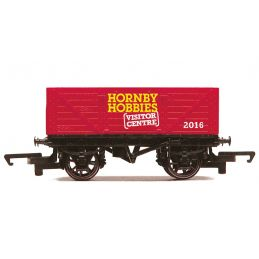 HORNBY VISTOR CENTRE 2016 7 PLANK OPEN WAGON