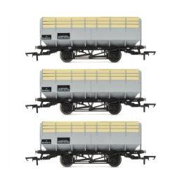20T Coke Hoppers, three pack, British Railways - Era 5/6