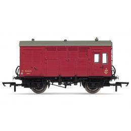 Horse Box, British Railways - Era 3