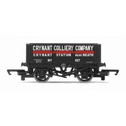 6 Plank Wagon, Crynant Colliery Company - Era 3