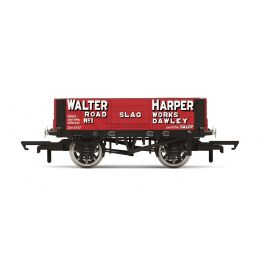 4 Plank Wagon, 'Walter Harper' No.1 - Era 2