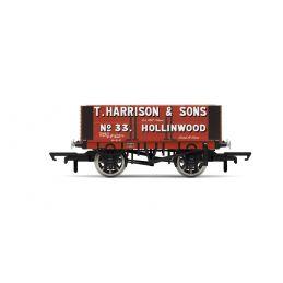 H. Harrison & Sons, 6 Plank Wagon, No. 33 - Era 2/3