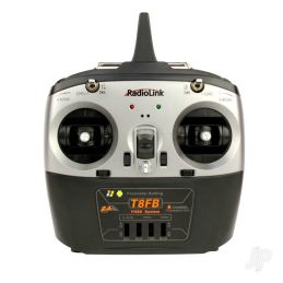 Radiolink T8FB 2.4GHz 8-Channel Transmitter with 2 Receivers