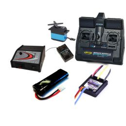 Radio Control Package High Performance