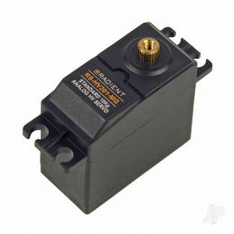 Radient Standard 10kg Hi-Voltage Analog Servos