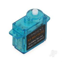 Radient Sub-Micro 6g Servo