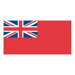Modern Red Ensign 1864 - Present Day